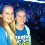 Alexandra McDermott and Megan Klee